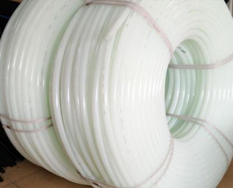 HDPE白色穿线盘管